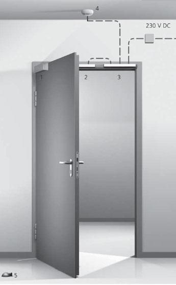 Acp Yapı Elemanları Dorma Kapı Sistemleri Dorma Ankara